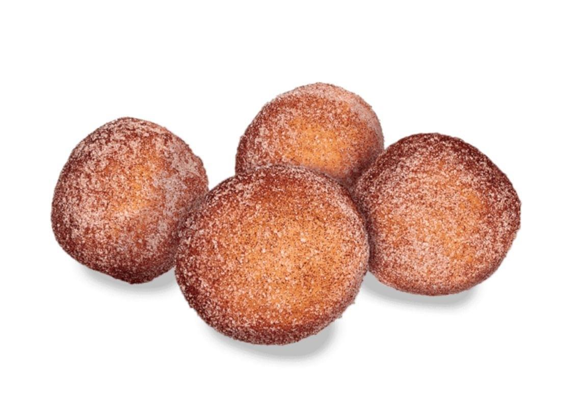 Jack in the Box Donut Holes Nutrition Facts