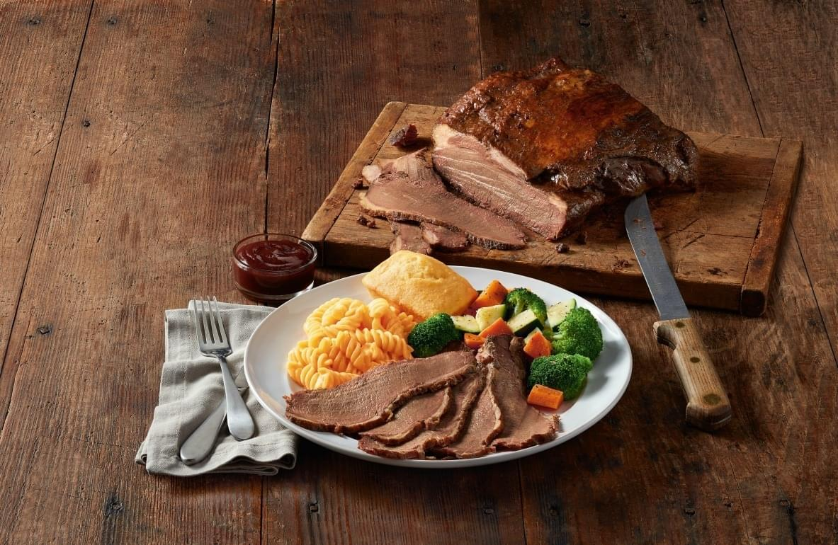 Boston Market Rotisserie Brisket Nutrition Facts