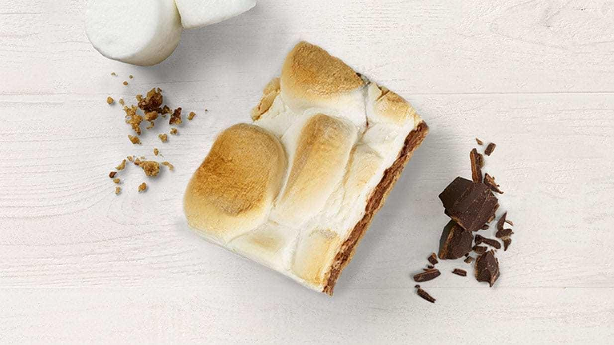 Panera Campfire S'mores Bar Nutrition Facts