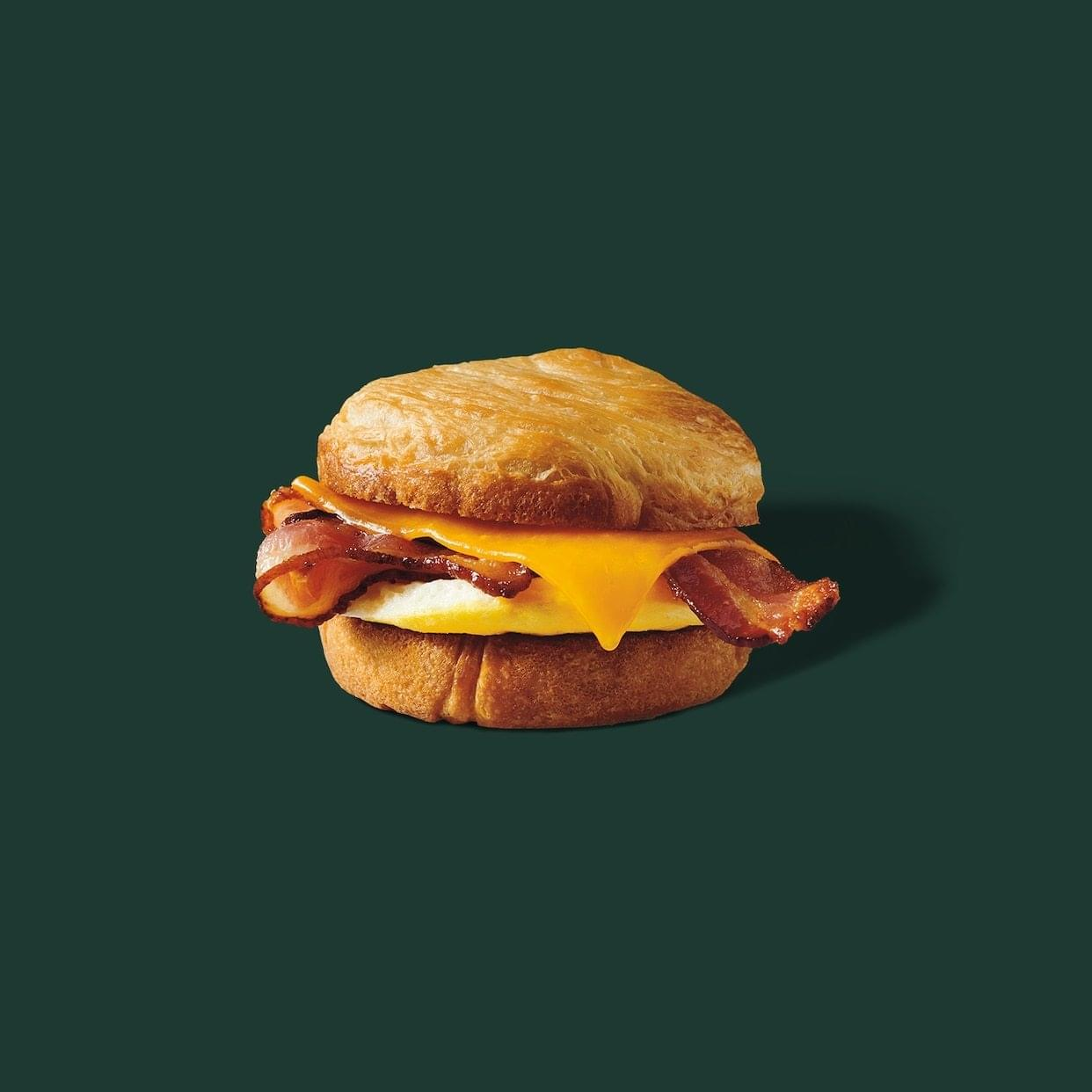 Starbucks Double-Smoked Bacon, Cheddar & Egg Sandwich Nutrition Facts