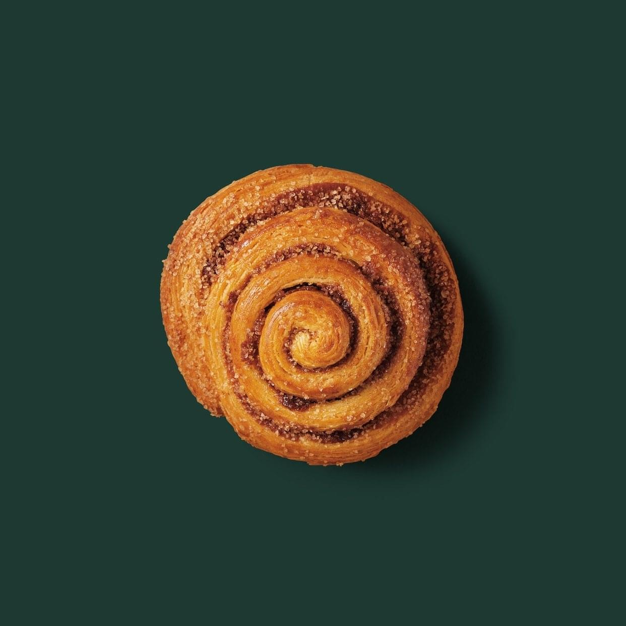 Starbucks Cinnamon Morning Bun Nutrition Facts