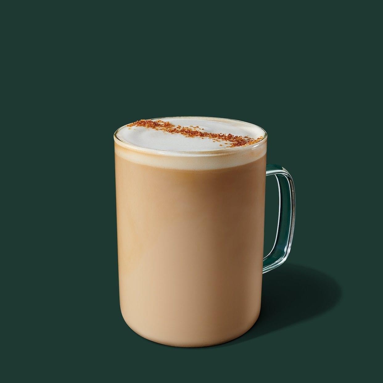 Starbucks Oatmilk Honey Latte Nutrition Facts