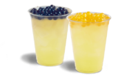 Del Taco Large Blueberry Lemonade Poppers