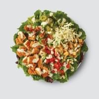 Wendy's Jalapeño Popper Salad