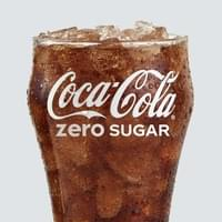 Wendy's Small Coke Zero Sugar