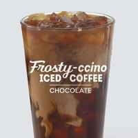 Wendy's Chocolate Frosty-ccino
