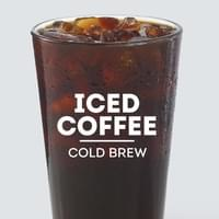 Wendy's Small Cold Brew Iced Coffee