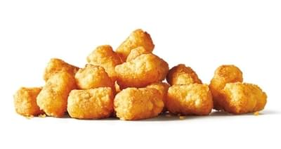Sonic Small Tots Nutrition Facts