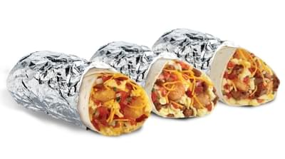 Del Taco Epic Scrambler Burrito Nutrition Facts