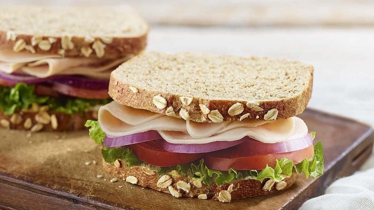Panera Whole Turkey Sandwich Nutrition Facts