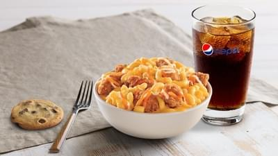 KFC Spicy Mac & Cheese Bowl Nutrition Facts