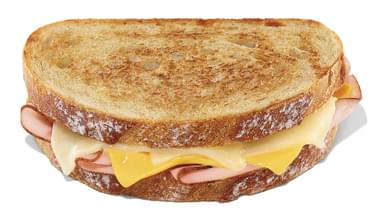 Dunkin Donuts Grilled Cheese Melt with Ham Nutrition Facts