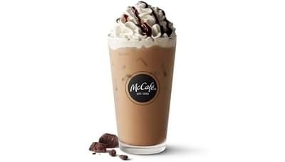 McDonald's Iced Mocha Nutrition Facts