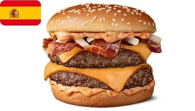 McDonald's Double Grand McExtreme Bacon Burger Nutrition Facts