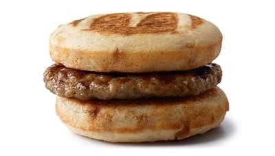 McDonald's Sausage McGriddles® Nutrition Facts