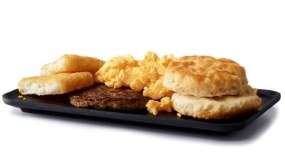 McDonald's Big Breakfast® Nutrition Facts