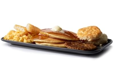 McDonald's Big Breakfast with Hotcakes Nutrition Facts