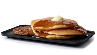 McDonald's Hotcakes and Sausage Nutrition Facts