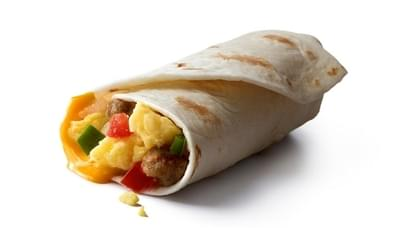 McDonald's Sausage Burrito Nutrition Facts