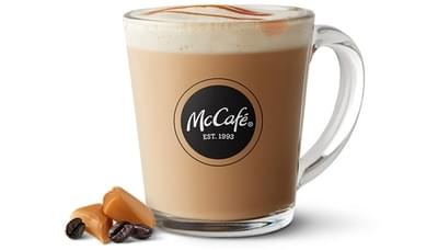 McDonald's Medium Caramel Macchiato Nutrition Facts