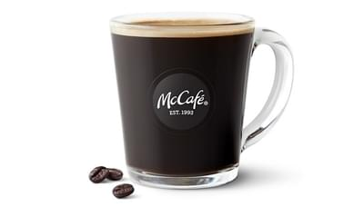 McDonald's Medium Americano Nutrition Facts