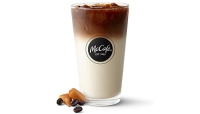 Mcdonald S Large Iced Caramel Macchiato Nutrition Facts