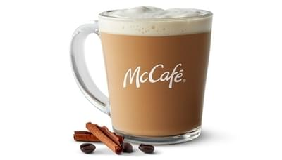 McDonald's Large McCafe Pumpkin Spice Latte Nutrition Facts