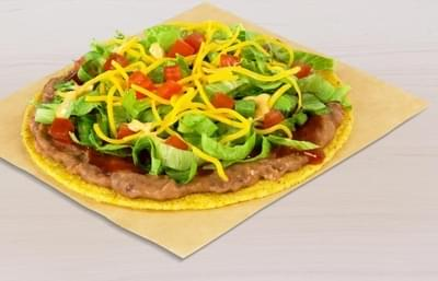 Taco Bell Spicy Tostada Nutrition Facts