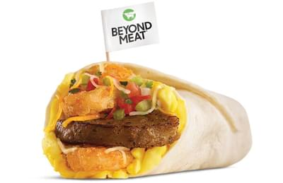 Carl's Jr Beyond Sausage Burrito Nutrition Facts