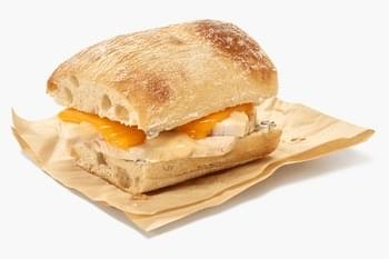 Boston Market Turkey & Cheddar Slider Nutrition Facts