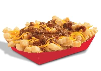 Del Taco Chili Cheddar Fries Nutrition Facts