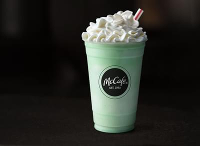 McDonald's Small Shamrock Shake Nutrition Facts