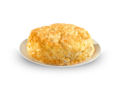 Bojangles Plain Biscuit Nutrition Facts