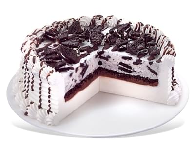 Dairy Queen Oreo Blizzard Cake Nutrition Facts