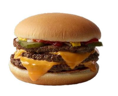 McDonald's Triple Cheeseburger Nutrition Facts