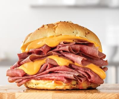 Arby's Beef 'n Cheddar Mid Nutrition Facts