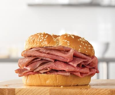 Arby's Classic Roast Beef Nutrition Facts