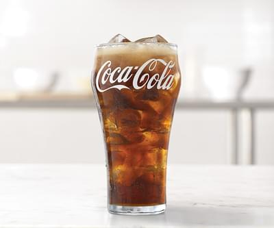 Arby's Coca-Cola Nutrition Facts