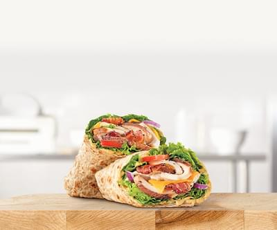 Arby's Chicken Club Wrap Nutrition Facts