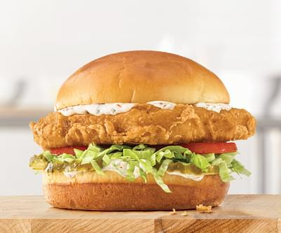 Arby's Beer Battered Fish Sandwich Nutrition Facts