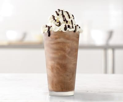 Arby's Small Chocolate Shake Nutrition Facts
