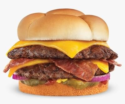 Culvers Cheddar ButterBurger with Bacon Nutrition Facts