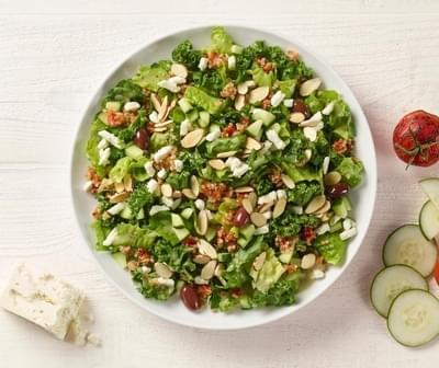Panera Whole Modern Greek Salad With Quinoa Nutrition Facts