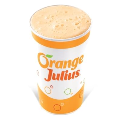 Dairy Queen Orange Julius Nutrition Facts
