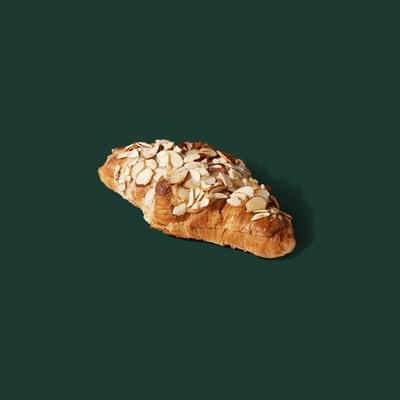 Starbucks Almond Croissant Nutrition Facts