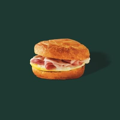 Starbucks Roasted Ham, Swiss & Egg Breakfast Sandwich Nutrition Facts