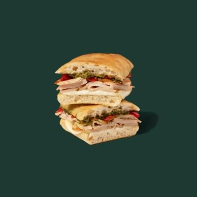 Starbucks Turkey Pesto Panini Nutrition Facts