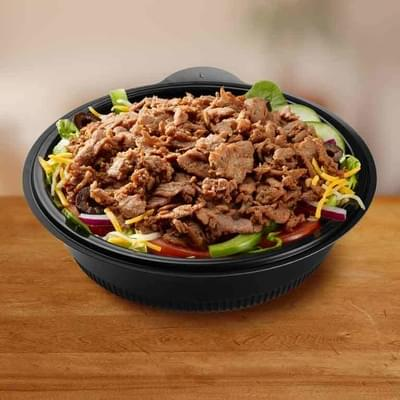 Subway Steak & Cheese Protein Bowl Nutrition Facts