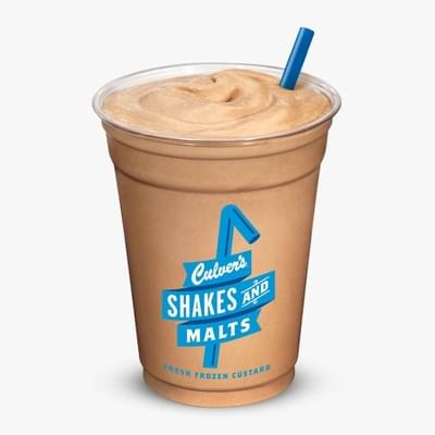 Culvers Chocolate Shake Nutrition Facts