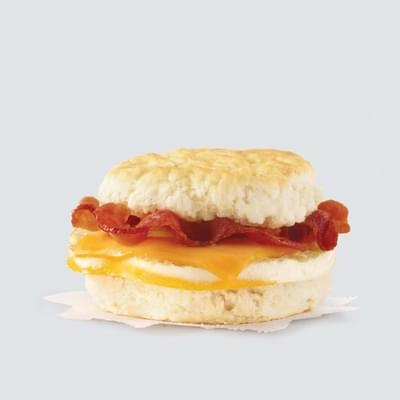 Wendy's Bacon, Egg & Cheese Biscuit Nutrition Facts